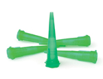 18-Gauge Tips for Customizable Applicator - Green Color (5 tips)