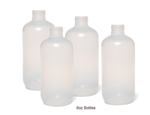 8oz Replacement Customizable Applicator Bottle (Set of 4)