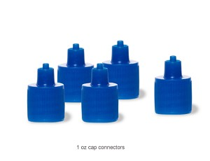 1 oz Cap Connector (Bulk) for Customizable Applicator